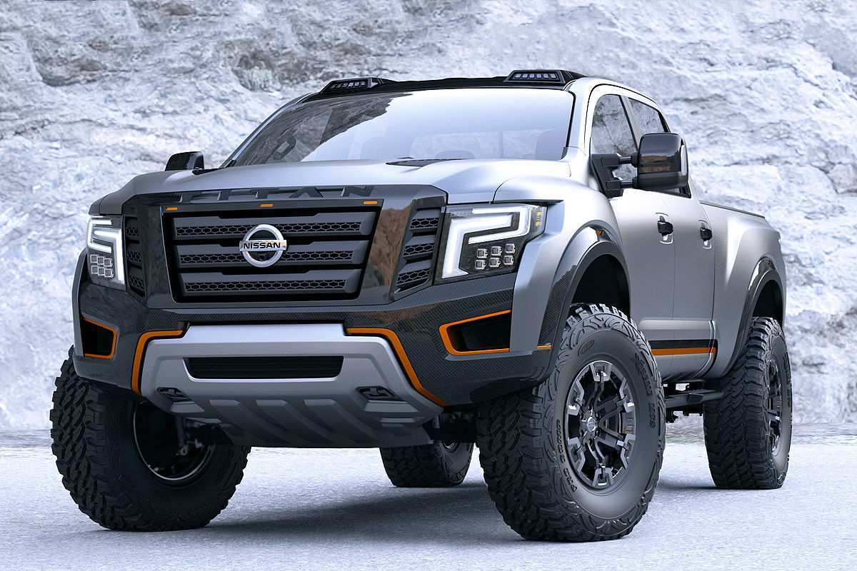 77 The Nissan Pickup 2020 Exterior
