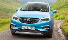 77 The Opel Mokka X 2020 Concept and Review