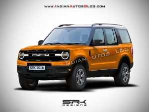 77 The Pictures Of The 2020 Ford Bronco Release
