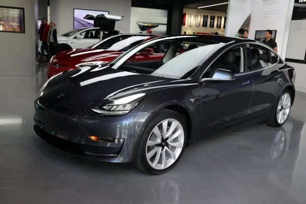 77 The Tesla Goal 2020 First Drive
