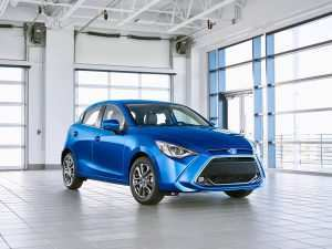 Toyota Yaris Adventure 2020