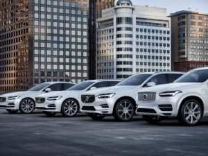 77 The Volvo Cars 2020 Performance and New Engine
