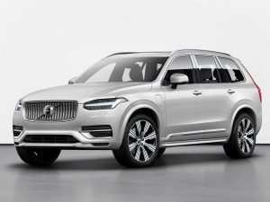 77 The Volvo Xc90 Facelift 2019 Redesign and Review
