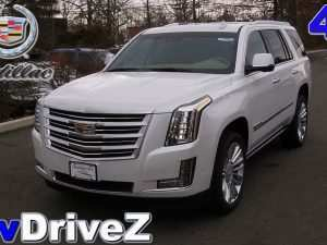 78 A 2019 Cadillac Escalade Platinum Redesign and Review