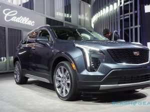 2019 Cadillac Release Date
