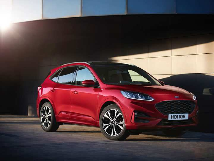 78 A Ford Kuga 2020 Interior Redesign