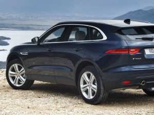 78 A Jaguar 2019 F Pace Redesign and Concept