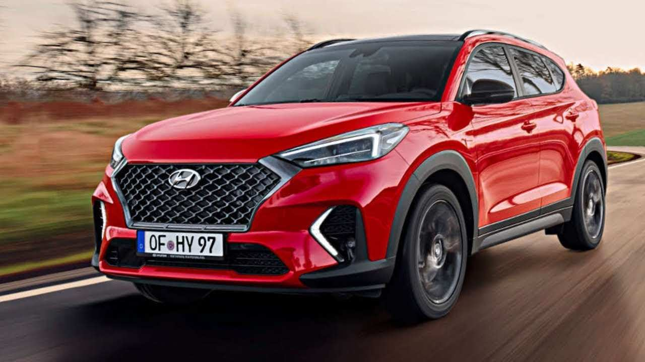 78 A New Hyundai Tucson 2020 Youtube Release Date And Concept