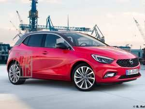 78 A New Opel Astra 2020 Pictures