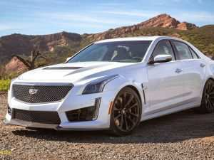 78 All New 2019 Cadillac Ats Redesign Performance and New Engine