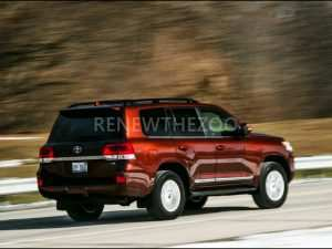 78 All New 2019 Toyota Land Cruiser Redesign Concept and Review