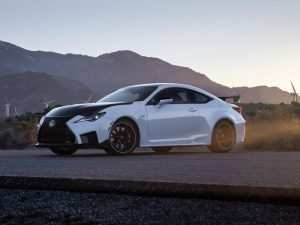 78 All New 2020 Lexus Rc F Track Edition Price Exterior and Interior