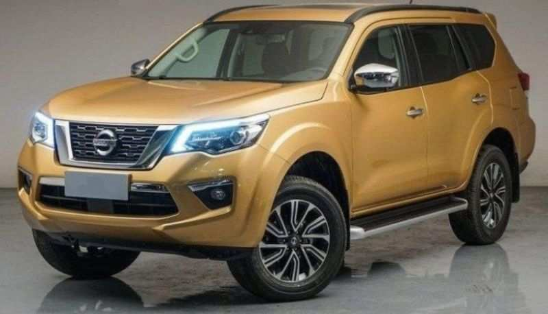 78 All New 2020 Nissan Xterra Redesign And Review
