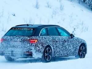 78 All New Audi A4 Model Year 2020 First Drive