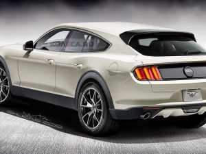 78 All New Ford Mustang Suv 2020 New Review