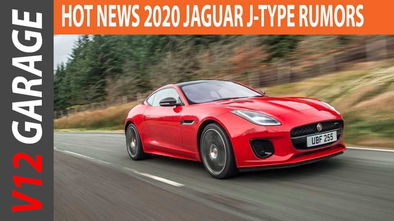 78 All New Jaguar J Type 2020 Specs And Review