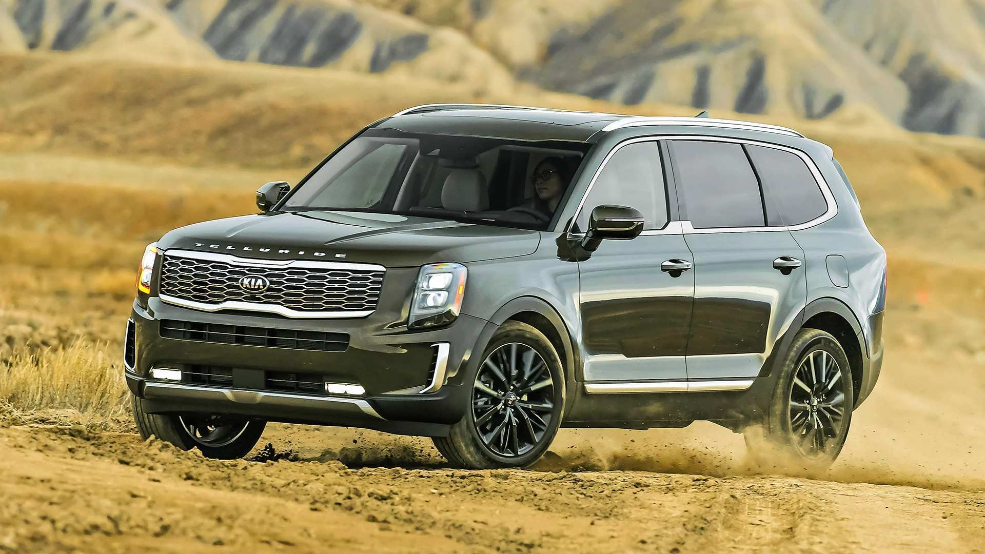 78 All New Kia Telluride 2020 Review New Concept