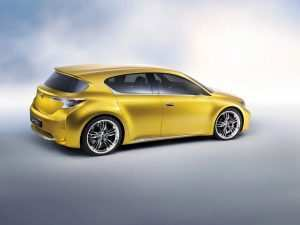 78 All New Lexus Hatchback 2020 Spy Shoot