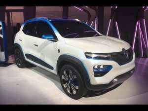 Renault Electric 2020