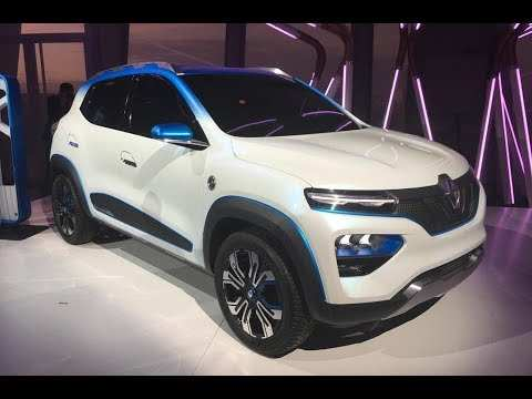 78 All New Renault Electric 2020 Exterior and Interior
