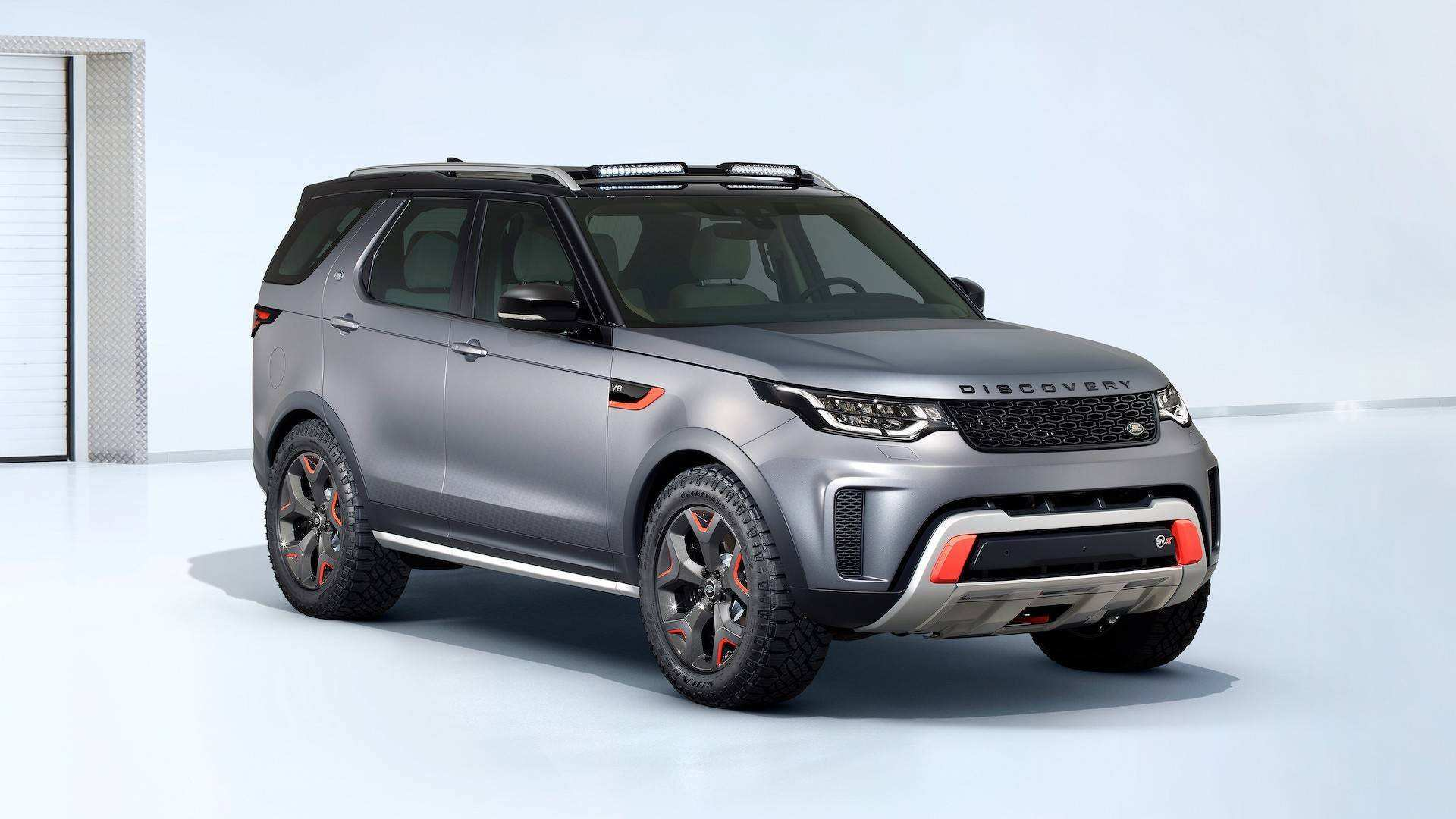 78 Best 2019 Land Rover Discovery Svx Wallpaper