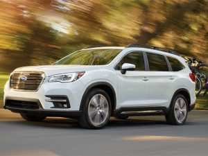 78 Best 2019 Subaru Suv Spesification