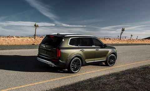 78 Best 2020 Kia Telluride Trim Levels New Concept