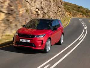78 Best 2020 Land Rover Discovery Sport Exterior and Interior