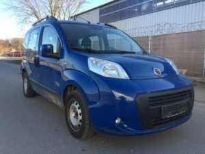 78 Best Fiat Qubo 2020 Price and Review