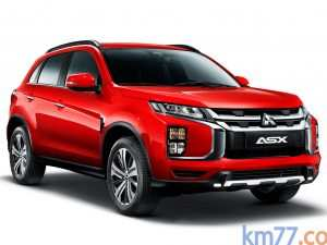 78 Best Mitsubishi Asx 2020 Km77 Performance