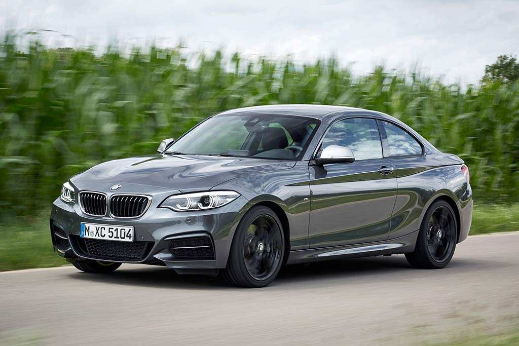 78 New 2019 Bmw 2 Series Convertible Performance