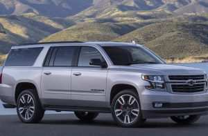 78 New 2019 Chevrolet Suburban Rst Performance Package Photos
