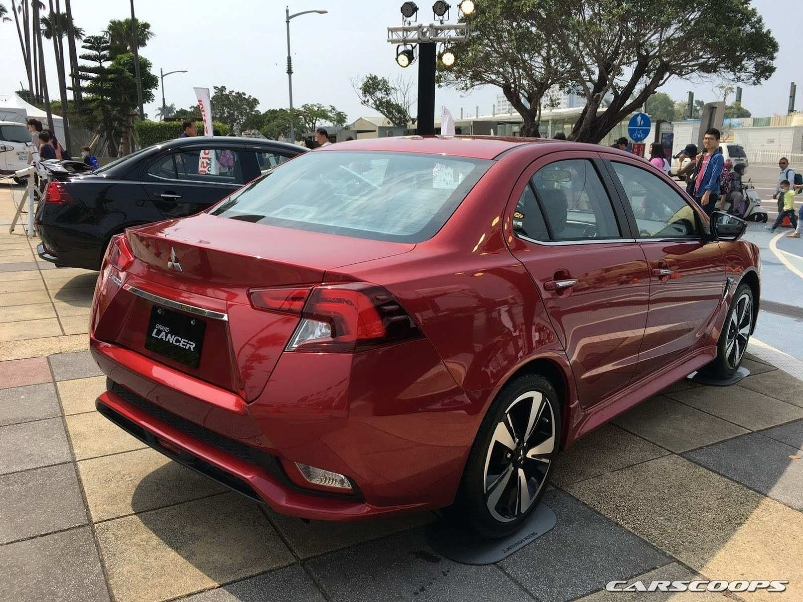 78 New 2019 Mitsubishi Galant Release Date