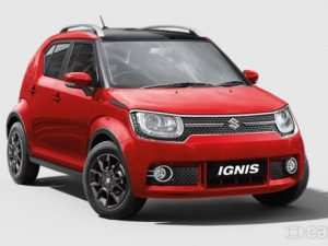 78 New 2019 Suzuki Ignis Concept and Review