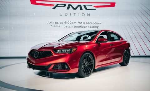 78 New 2020 Acura Tlx Pmc Edition Redesign