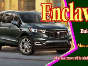 78 New 2020 Buick Enclave Changes Prices