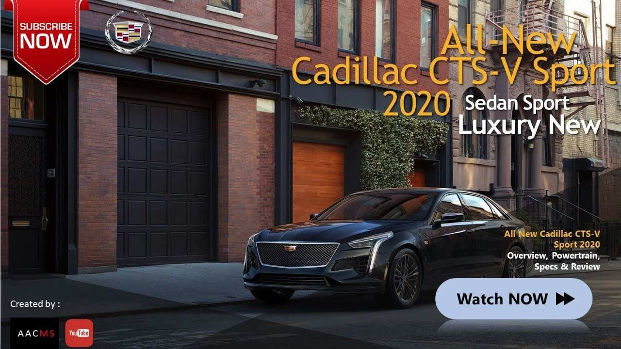 78 New 2020 Cadillac Cts V Horsepower New Review