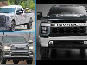 2020 Chevrolet Hd Pickup