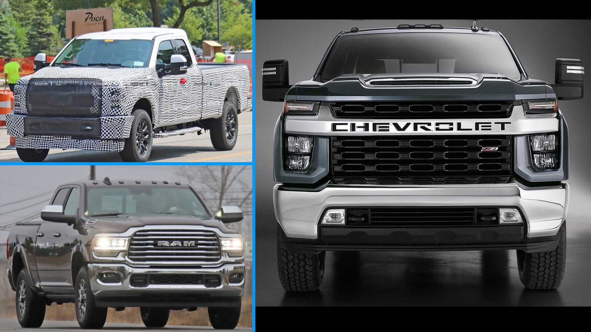 78 New 2020 Chevrolet Hd Pickup Pricing