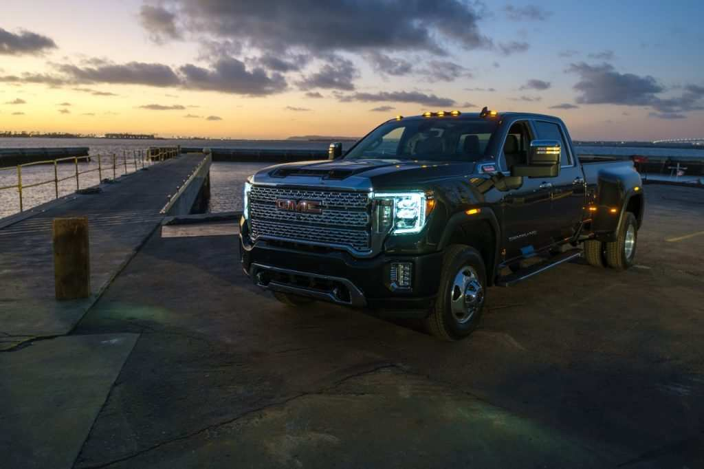 78 New 2020 Gmc 3500Hd Research New