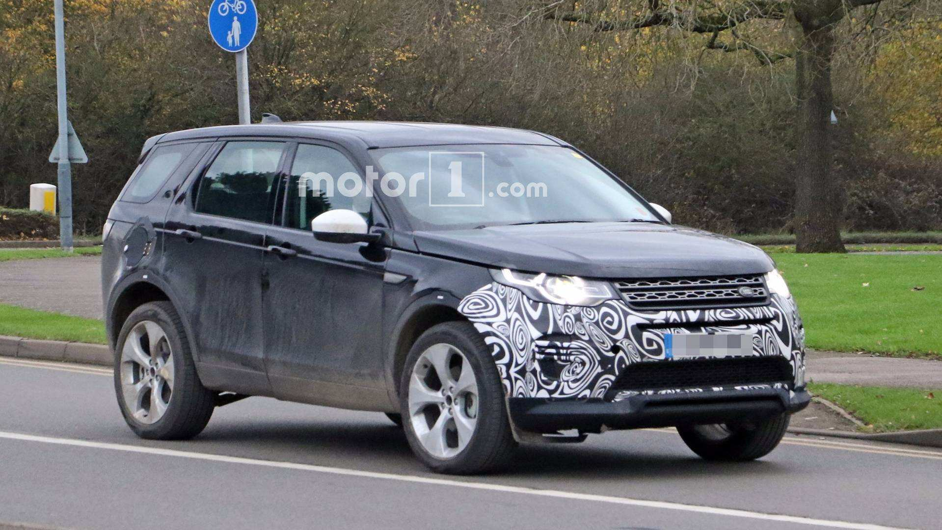 78 New 2020 Land Rover Discovery Sport Release Date