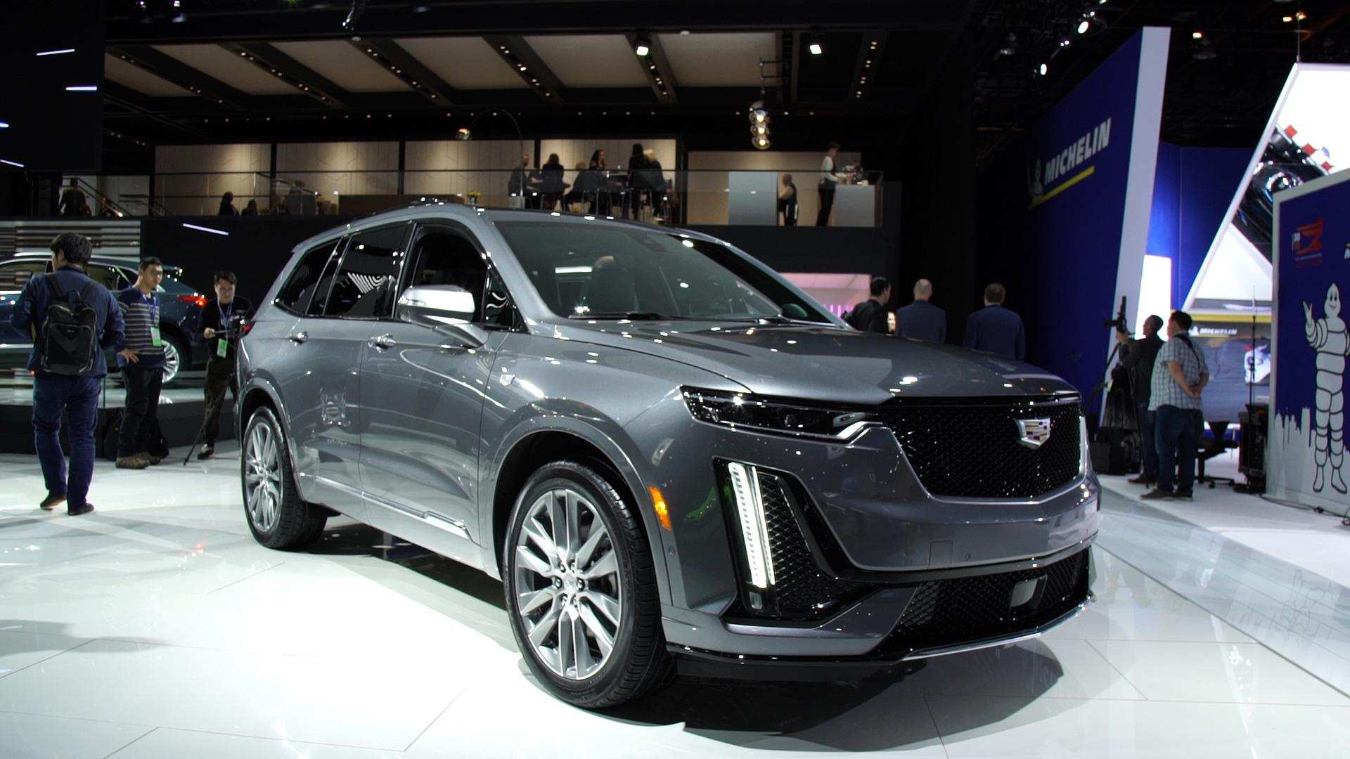 78 New Cadillac New 2020 New Concept