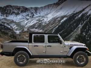 78 New Jeep Rubicon Truck 2020 Price and Release date