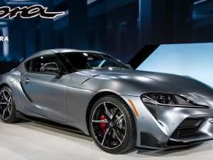 78 New Pictures Of The 2020 Toyota Supra First Drive