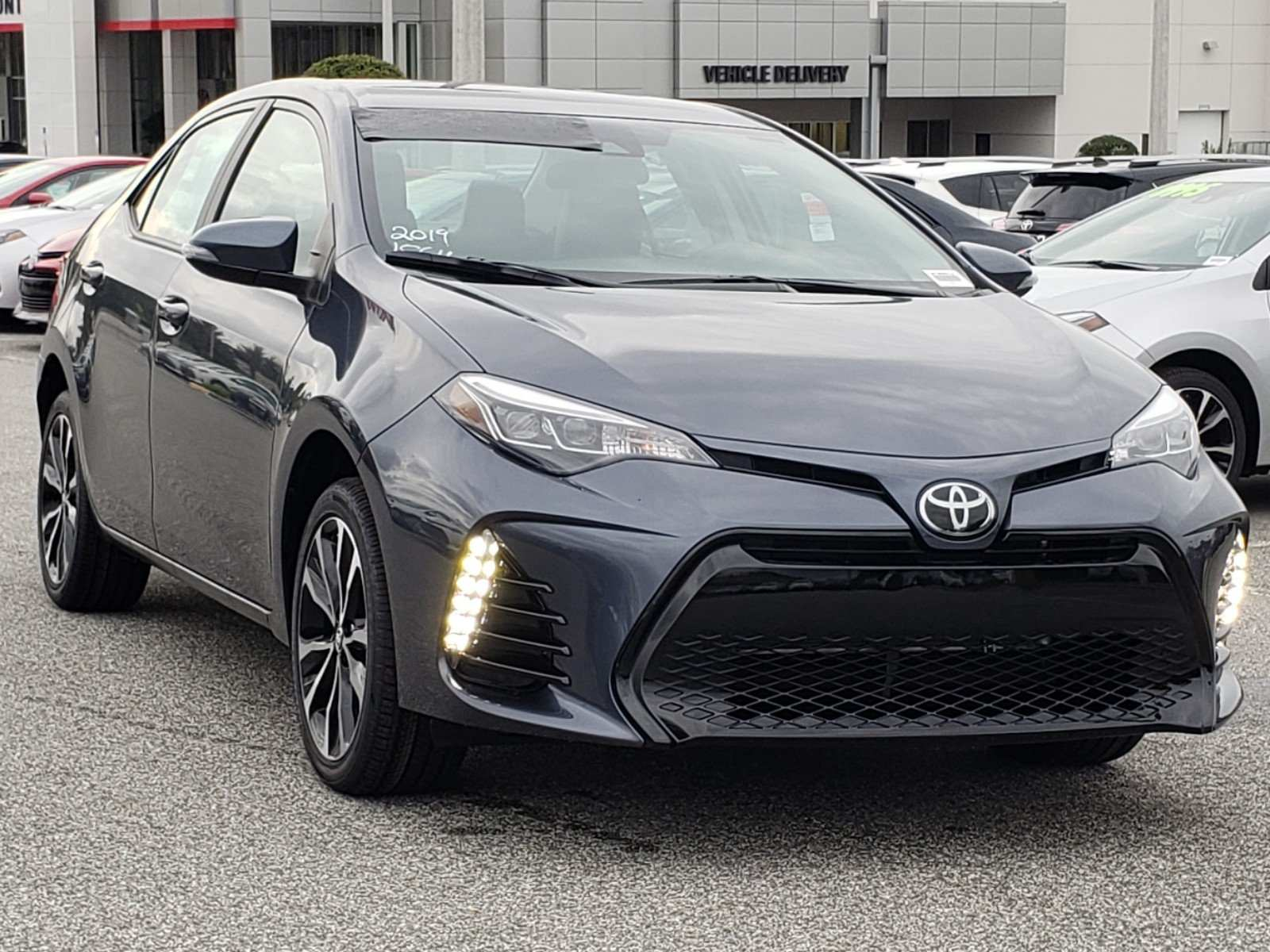 78 New Toyota 2019 Se Release Date And Concept