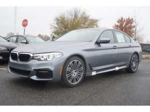 78 The 2019 Bmw 540I Pictures