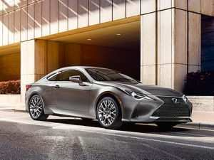 78 The 2019 Lexus Rc Review and Release date