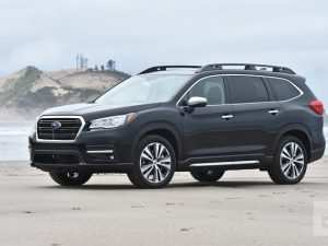 78 The 2019 Subaru Ascent Mpg Price and Release date