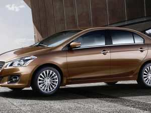 78 The 2019 Suzuki Ciaz Model