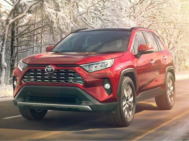 78 The 2019 Toyota Rav4 Price And Release Date